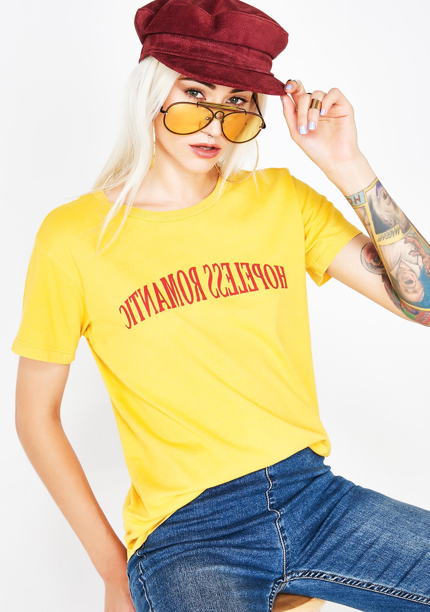 Desert Dreamer Hopeless Romantic Graphic T-Shirt