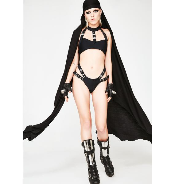 Club Exx Darkwave Duchess Bodysuit
