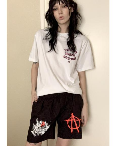 Death Metal Lounge Shorts