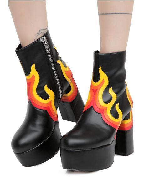 Burner Boots