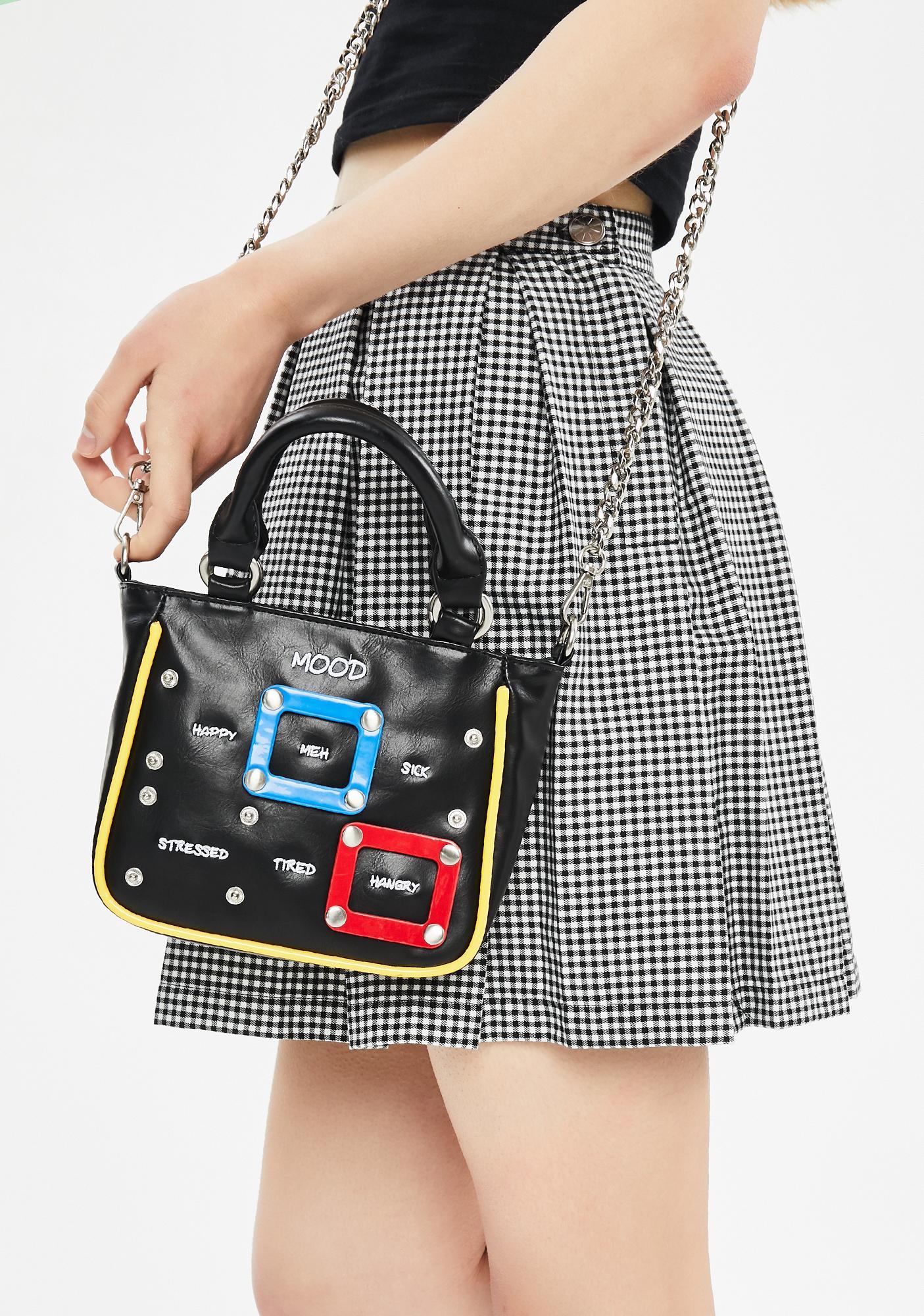 dELiA*s by Dolls Kill Mood Switch Mini Bag