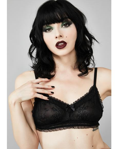 Fatal Femme Lace Bralette