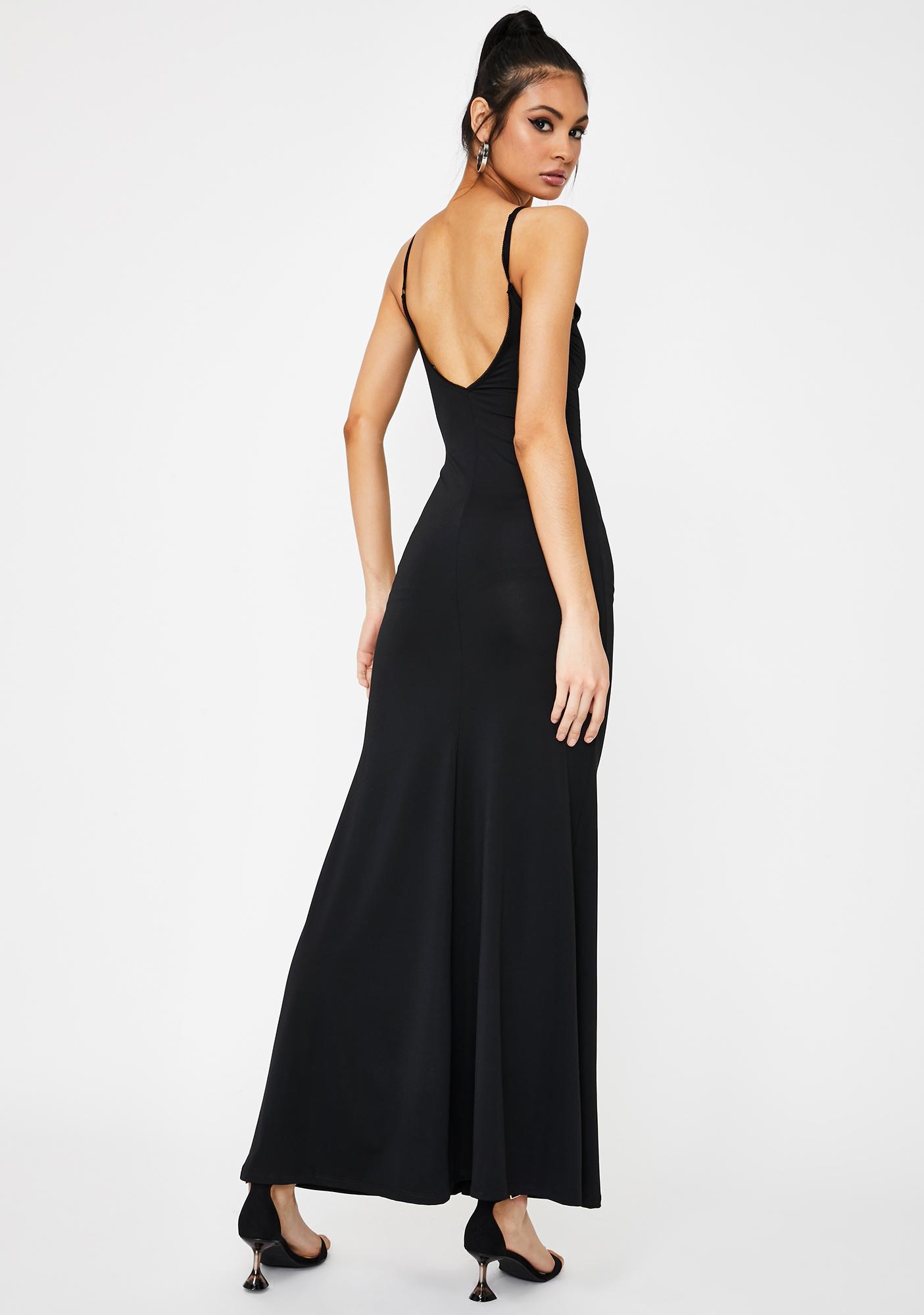 Kiki Riki Comin' Back 4 More Maxi Dress