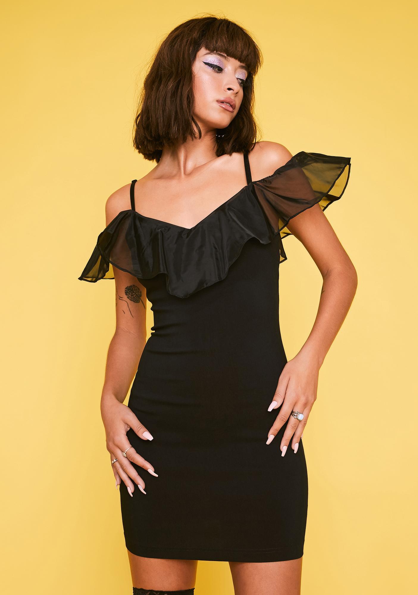 HOROSCOPEZ Party Of One Mini Dress