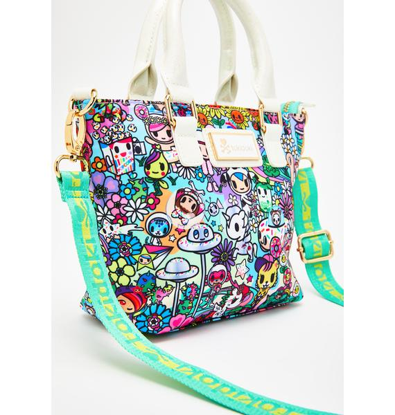 Tokidoki Flower Power Mini Bag