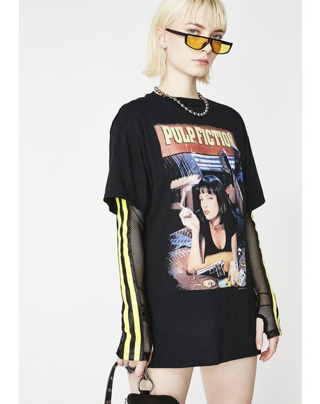 Mysterious Mia Graphic Tee