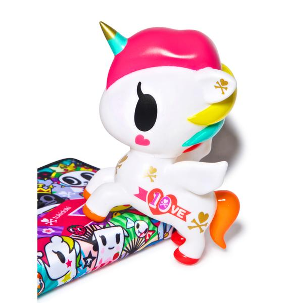 Tokidoki Unicorno 10 Year Vinyl Toy