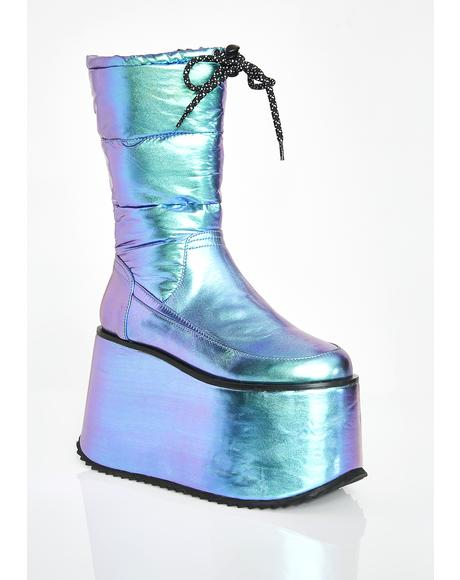 Abominable Snowbabe Puffer Boots