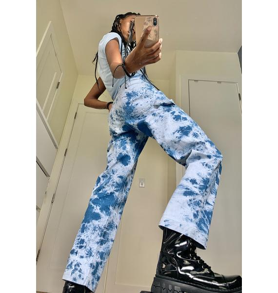 dELiA*s by Dolls Kill On My Radar Cargo Pants