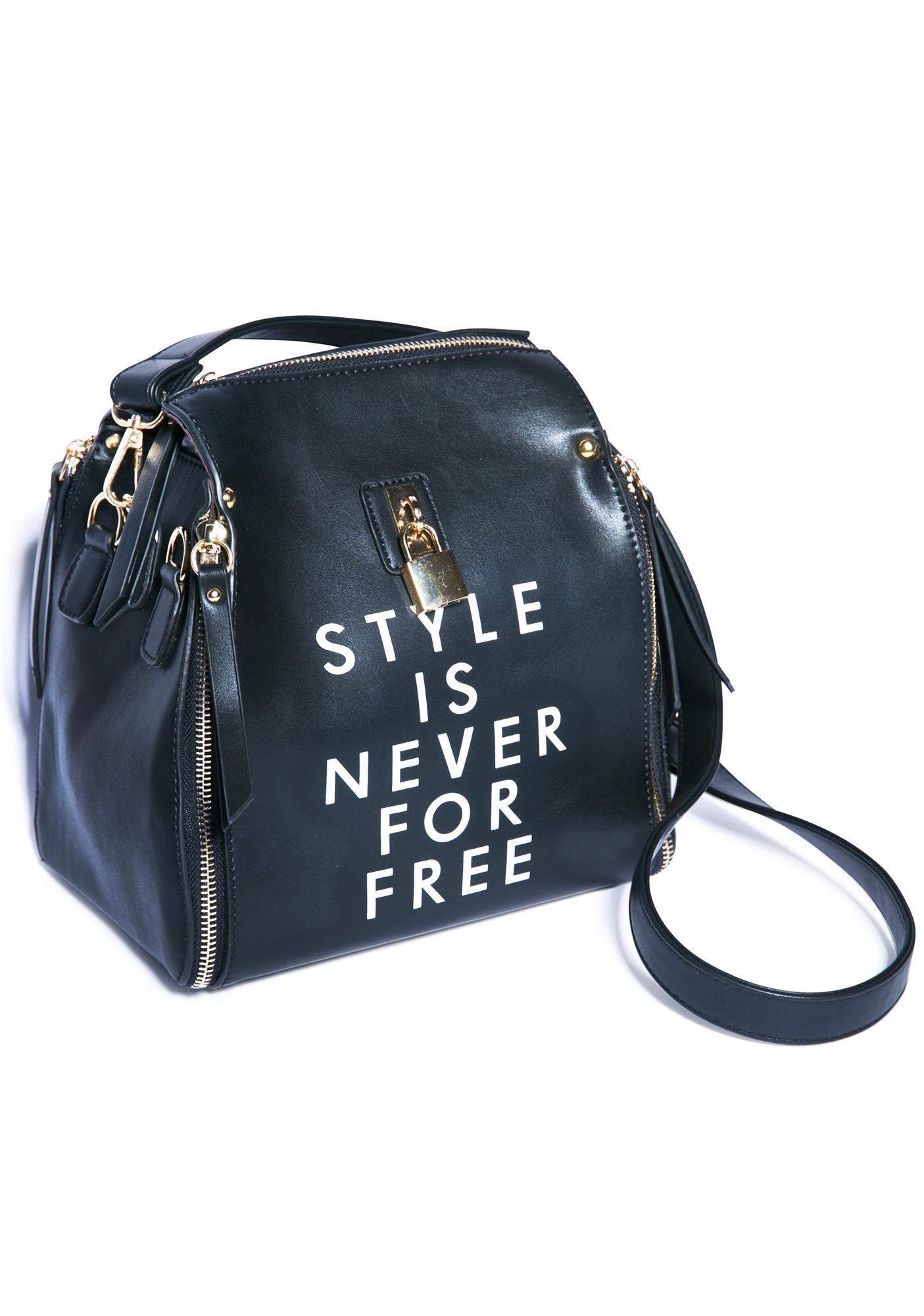 Priceless Style Bag