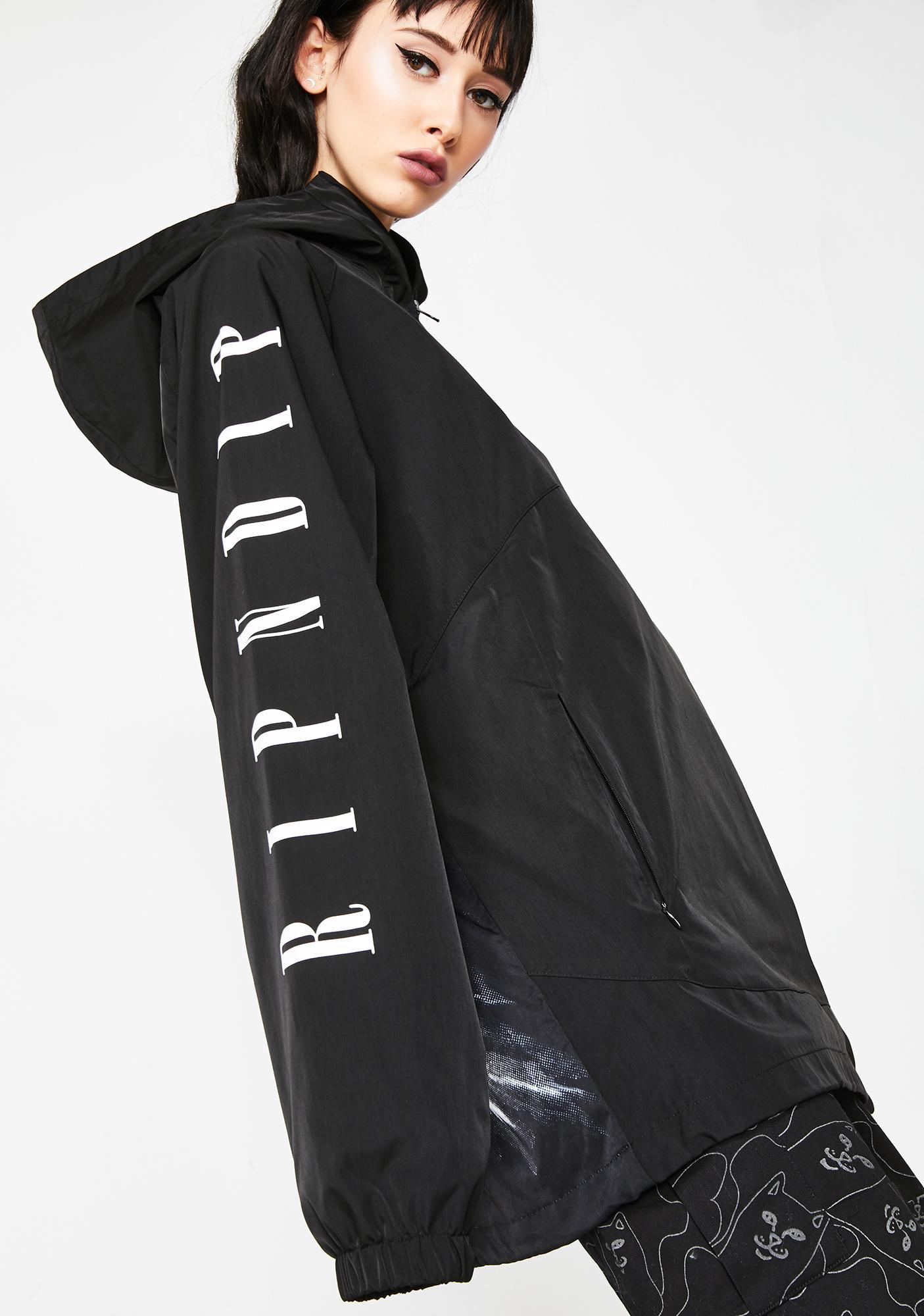 RIPNDIP Nerm Scan Anorak Jacket