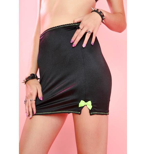 Sugar Thrillz Naughty Little Secret Mini Skirt
