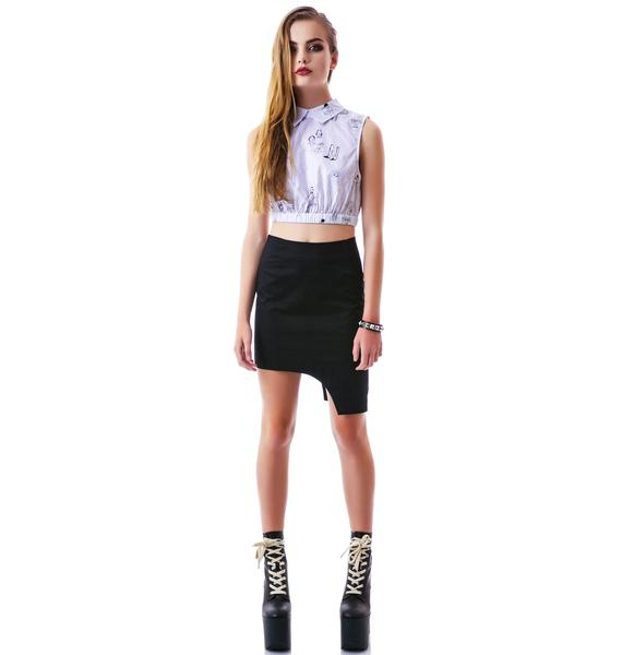 Mary Ellen Pencil Skirt