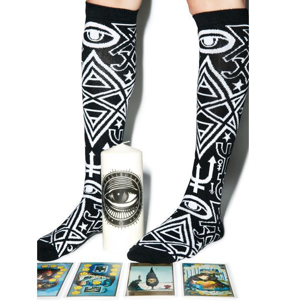 Killstar Thelma Socks