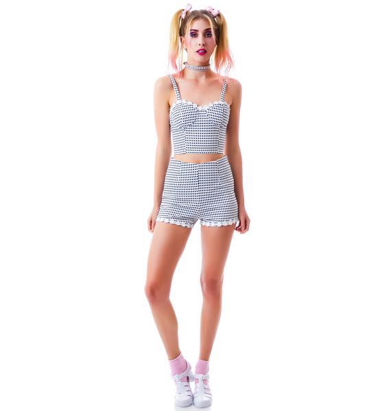 Mink Pink Teenage Dream Shorts