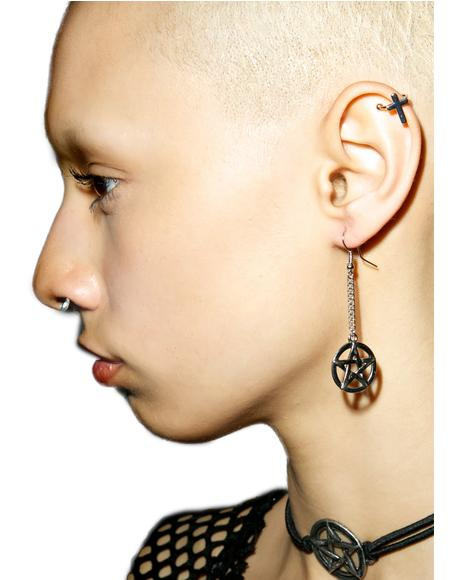 Cruel Ritual Earrings