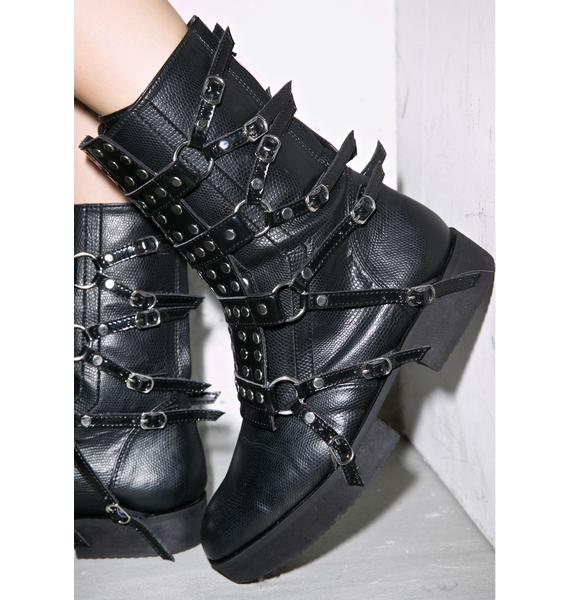 Monster Shoes Dystopia Boots