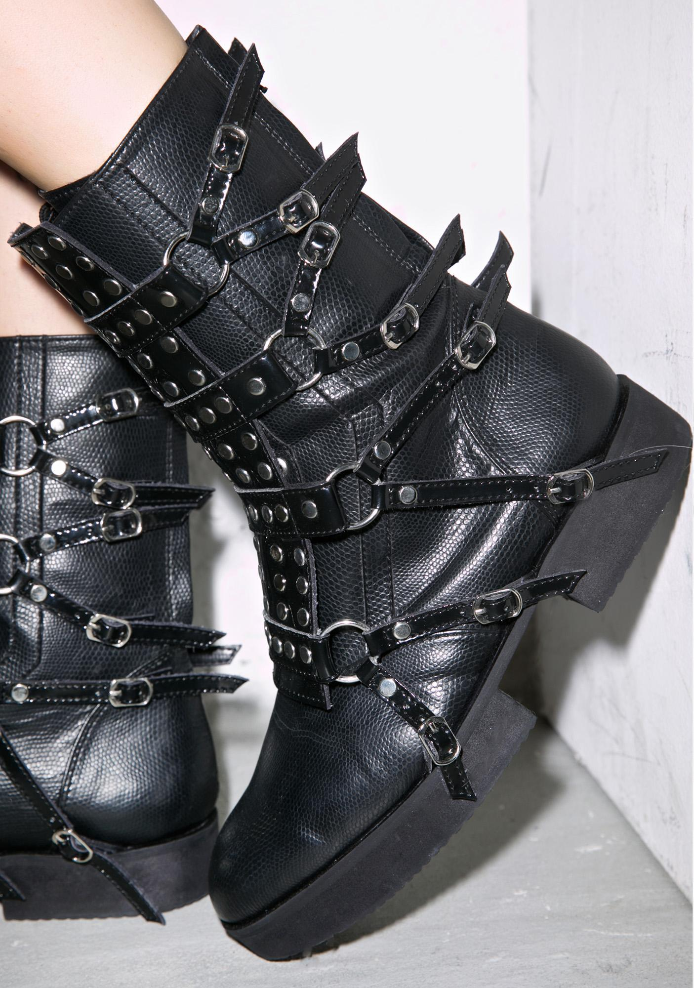 c2a49f8ddd68 Monster Shoes Dystopia Boots