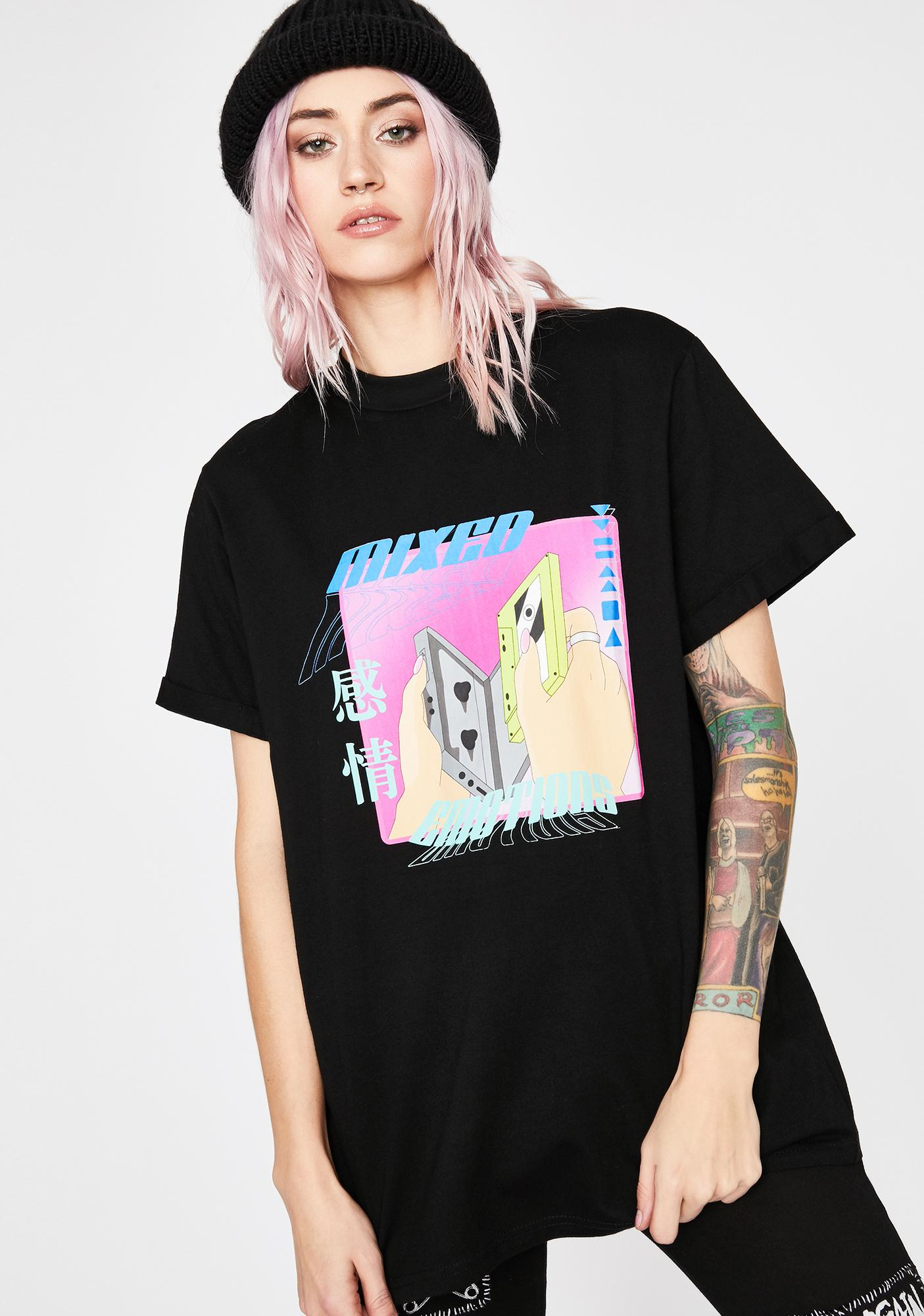Current Mood Personal Mixtape Graphic Tee
