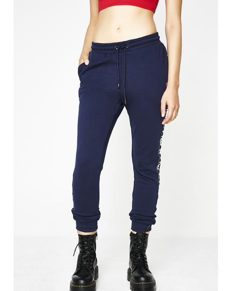Berry Mitzi High Waisted Jogger
