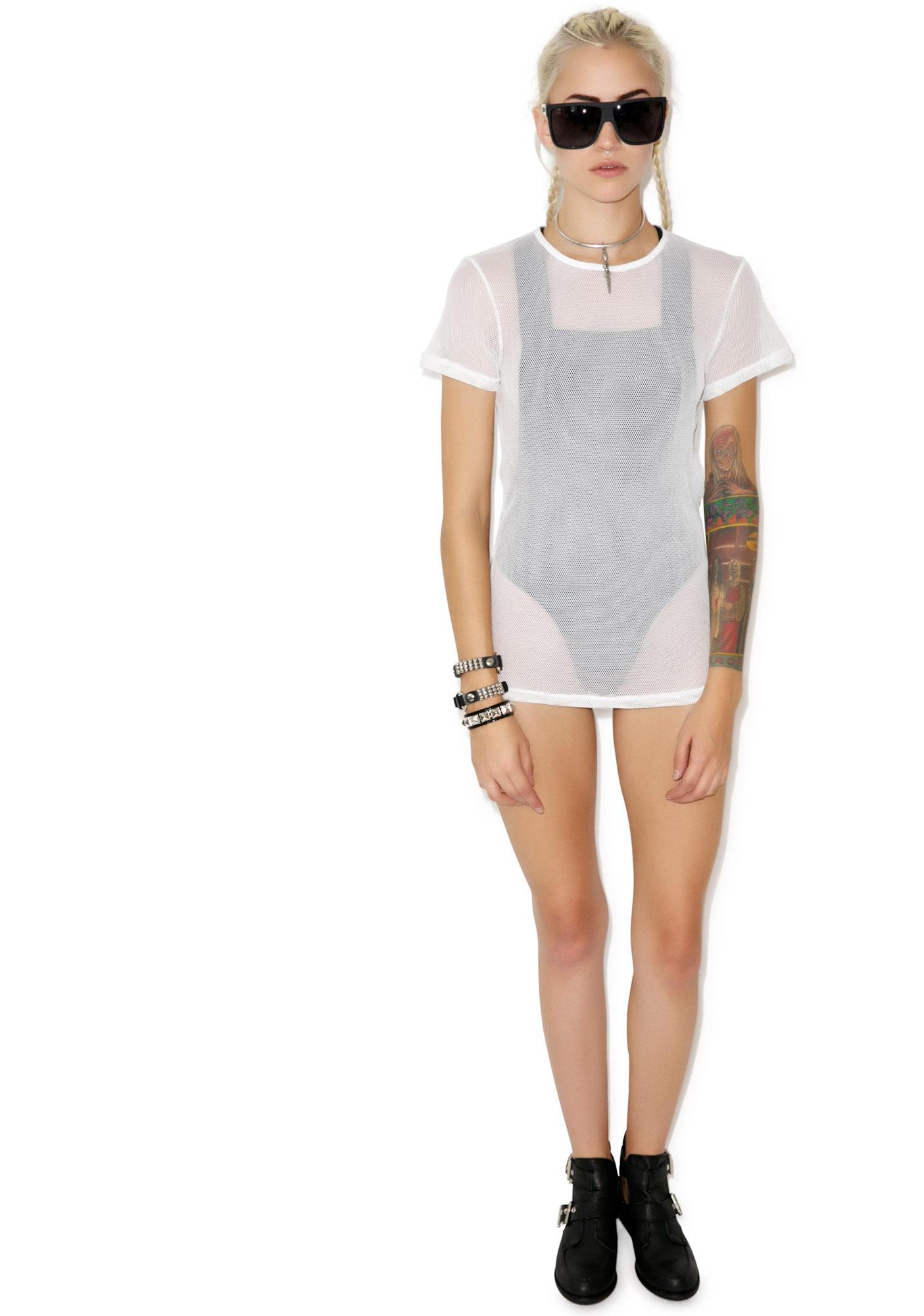 Tripp NYC Crew Neck Short Sleeve T-shirt