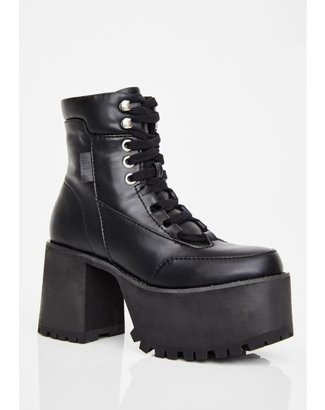 Women Crush Eryday Chunky Platforms