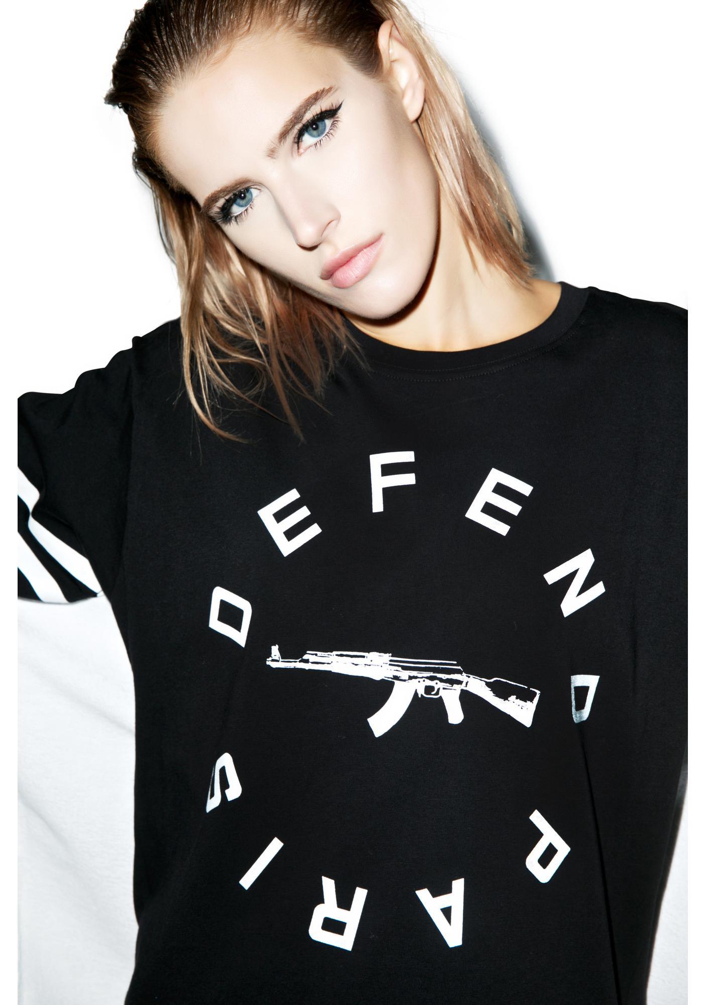 Defend Paris Paris Strap Jersey