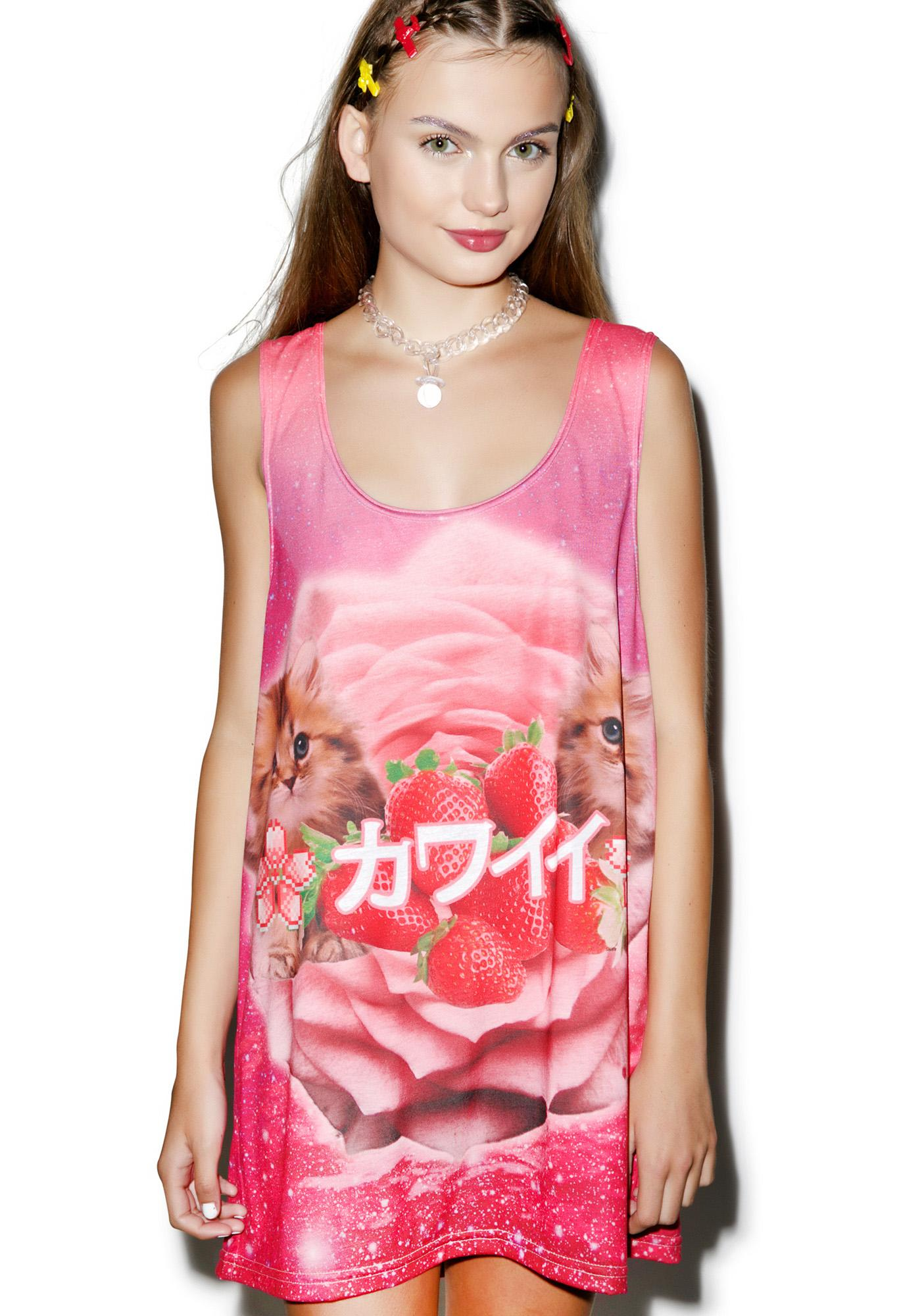 Kawaii Forever Tank Top