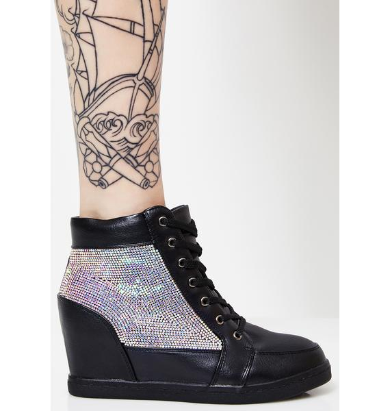 Life Of Leisure Wedge Sneakers