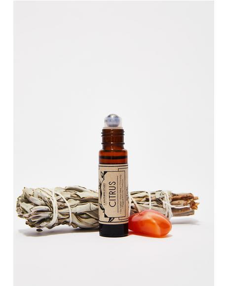 Citrus Ritual Oil