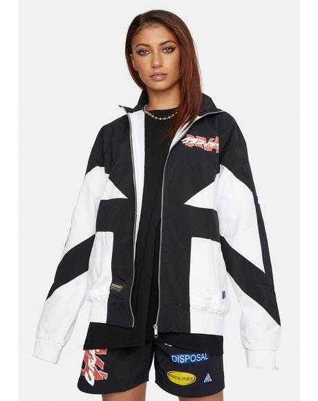 Gurafiku Sport Jacket