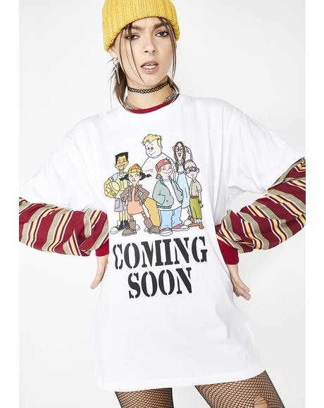 Coming Soon N' Friends Tee