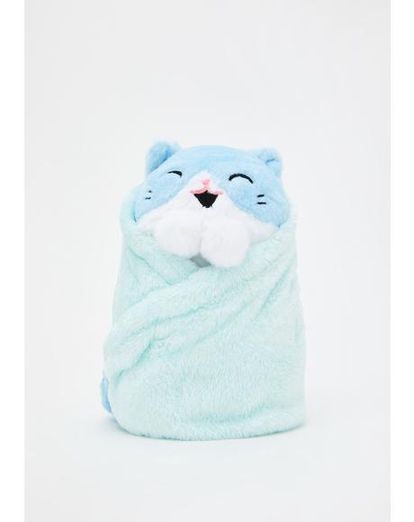 Tuna Purritos Plush Toy