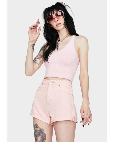80's Pink Original Shorts