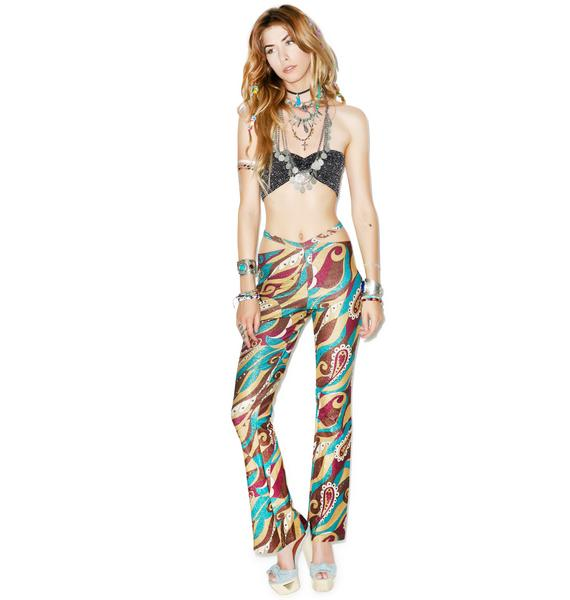 Day Tripper Thong Strap Pants
