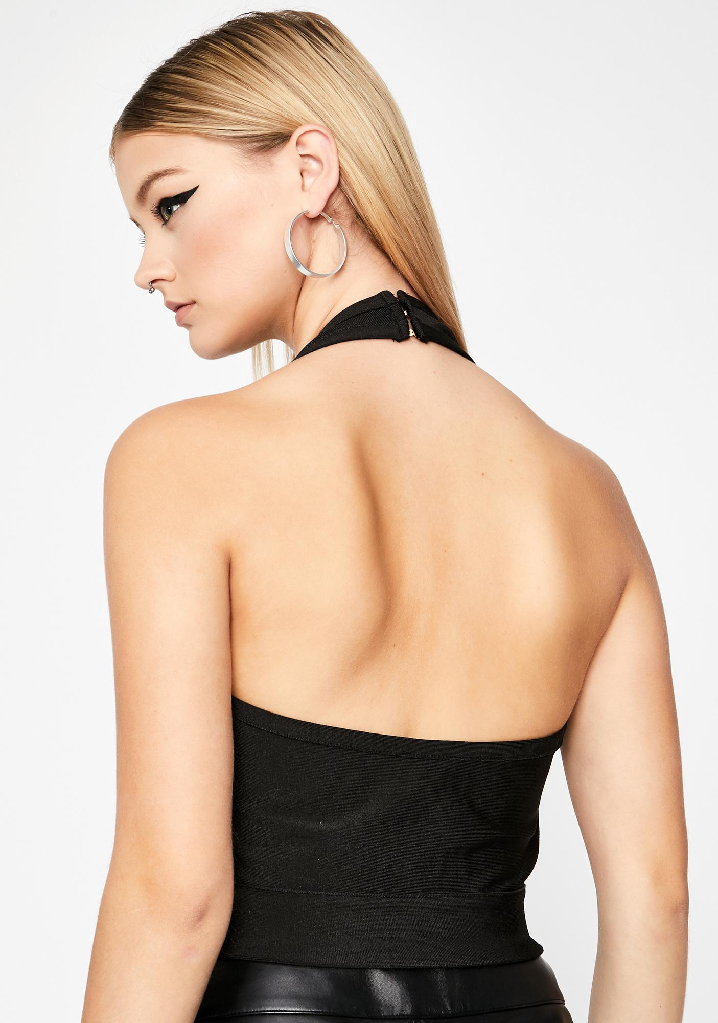 No Limitations Halter Top