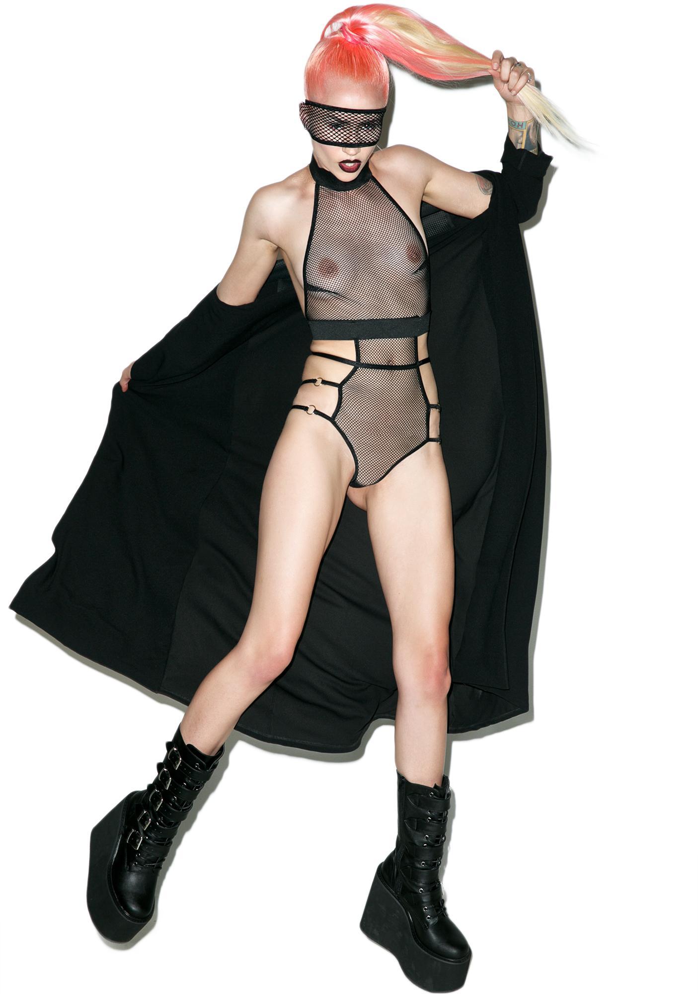 Illicit Affair Bodysuit Set