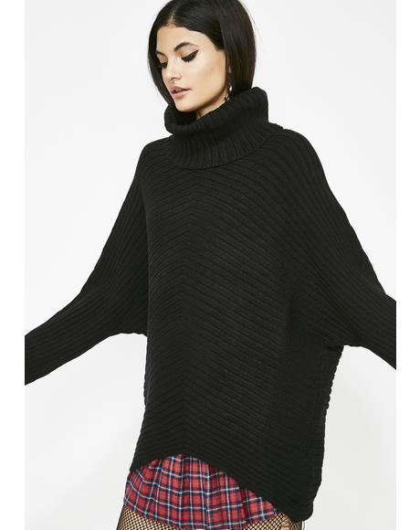 Unholy Class Cutie Oversized Sweater