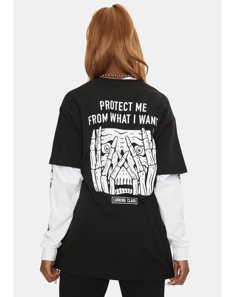 Protect Graphic Tee
