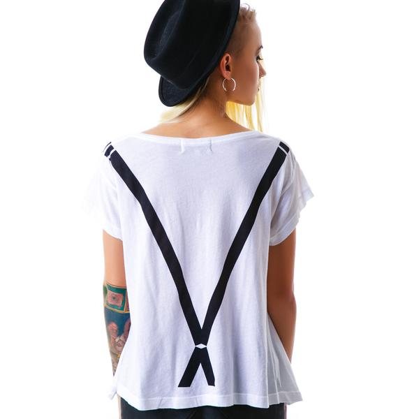 Wildfox Couture Bartender Lazy Weekend T