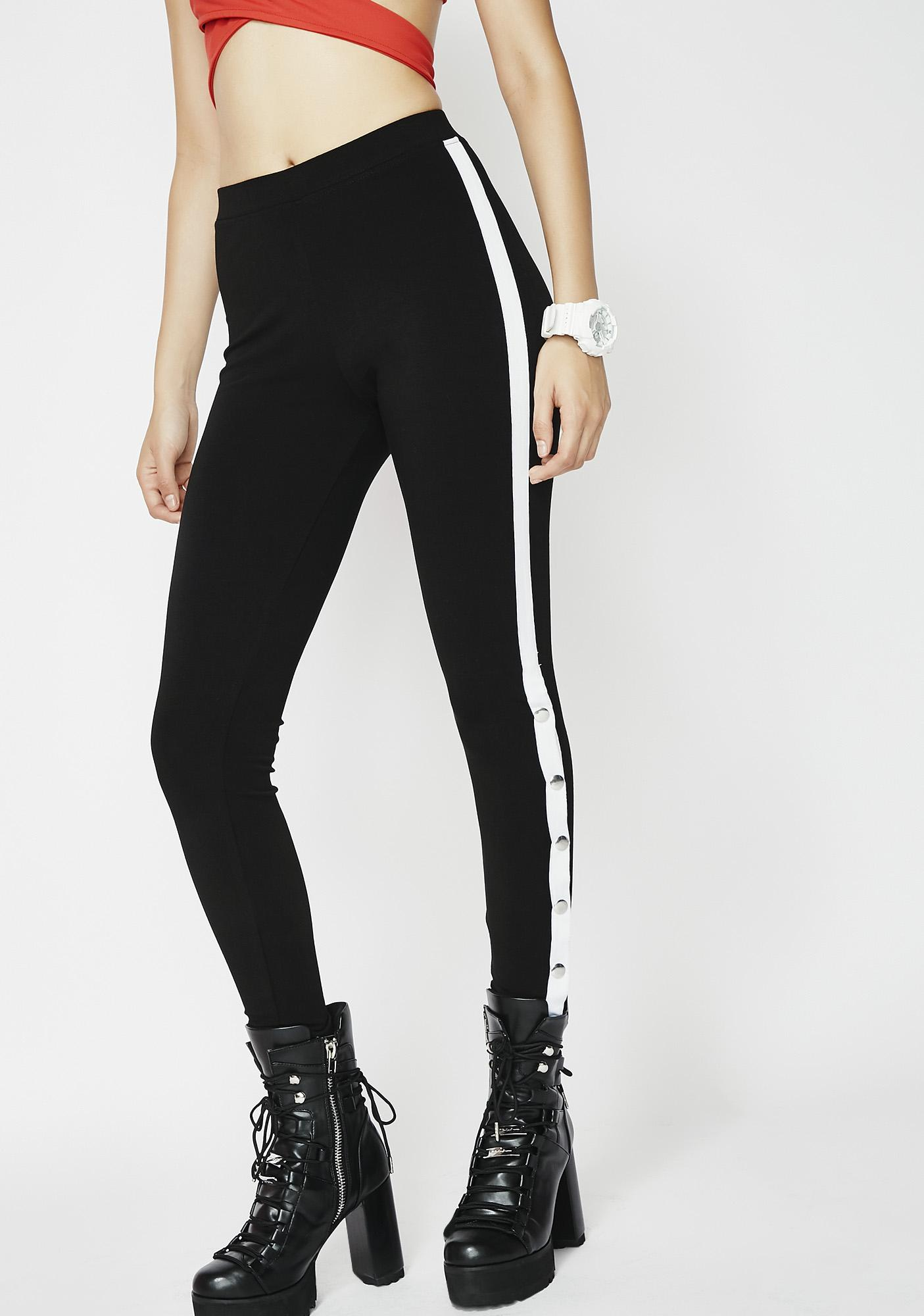 Kiki Riki Get It Goin' Snap Leggings