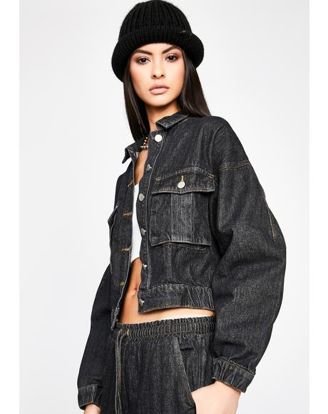 Arms Race Denim Jacket