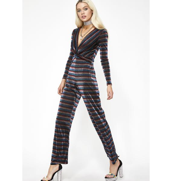 Divine Shine Sparkle Jumpsuit