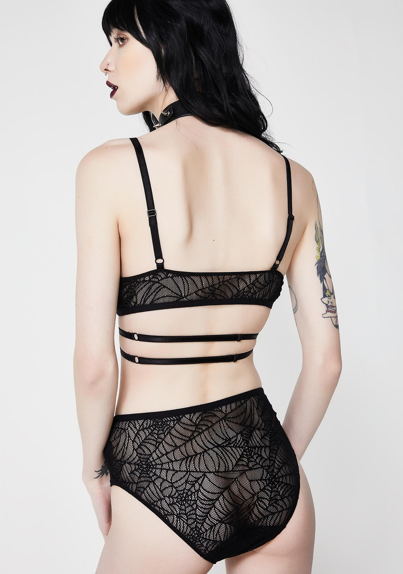 Killstar Weeping Willow Panties
