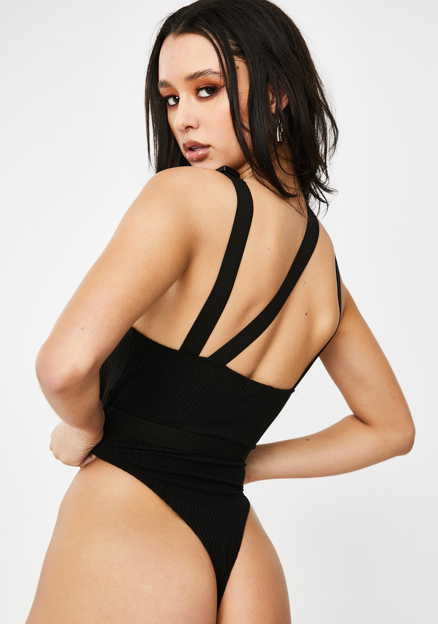 Poster Grl Feature Me Buckle Bodysuit