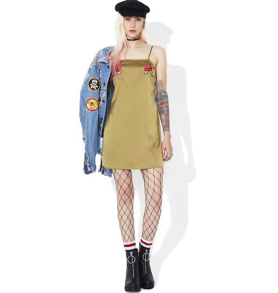 Swain Mini Slip Dress