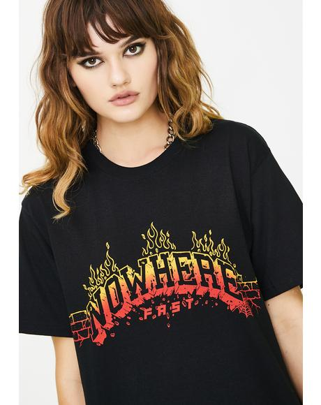 Nowhere Graphic Tee