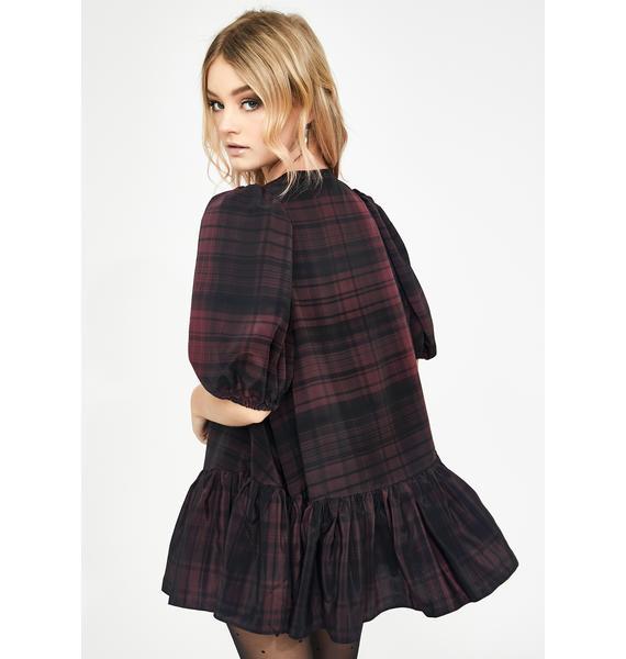 Selkie The Heartburn Mini Dress