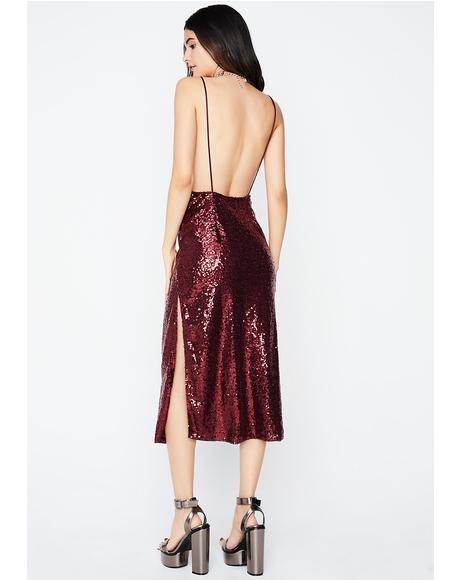 Shura Midi Dress