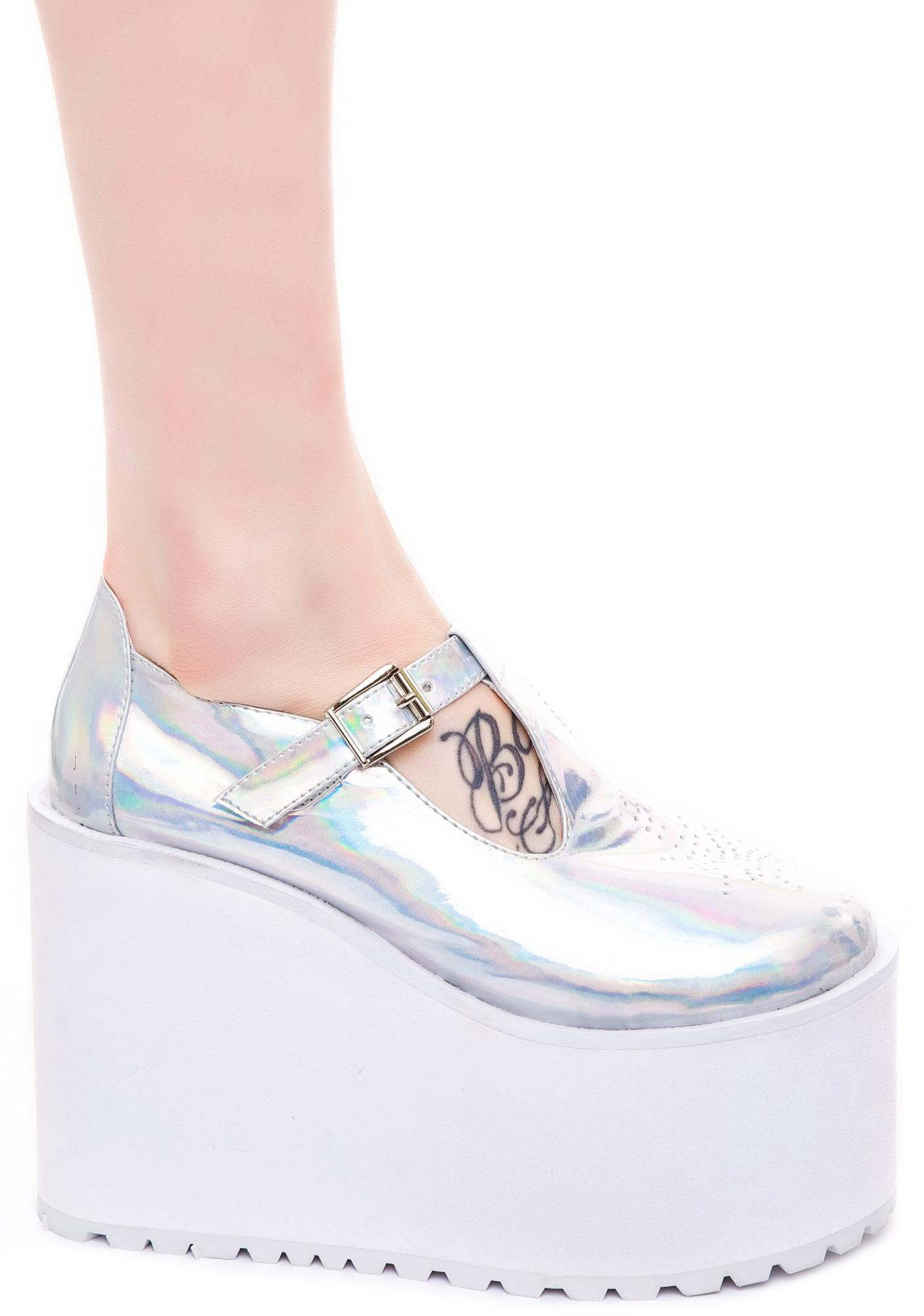 UNIF Mary Janes Shoes